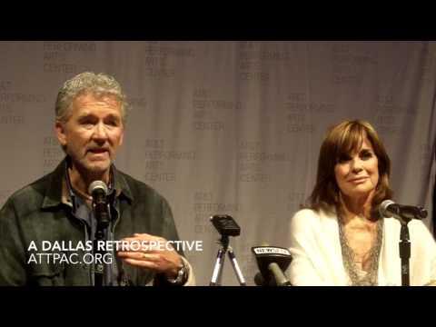 Patrick Duffy and Linda Gray