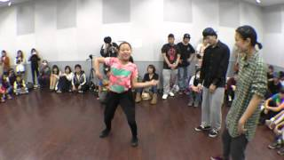 A☆SPIRITS vs Cherry Wine BEST32 FREESTYLE SIDE / RUN UP! × ばとる☆マギカ vol.2