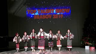 TOP TALENT SHOW 2019-  MIRCEA TEODORA