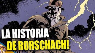 La historia de Rorschach - Biografias Banana