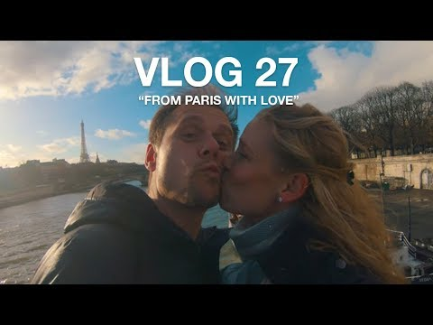 VLOG #27: From Paris with Love