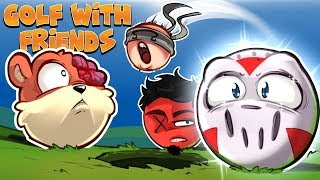 Golf With Your Friends - PLAYING ON CUSTOM WORKSHOP MAPS!