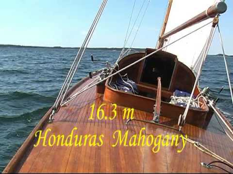 Classic Yacht (skerrycruiser La Liberté) 1934-2009. For Sale!