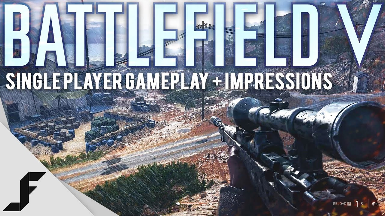 Battlefield 5 Single Player Gameplay and Impressions