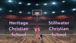 Heritage Christian School vs Stillwater Christian School - MCAA State Tournament 2019 Girls #7