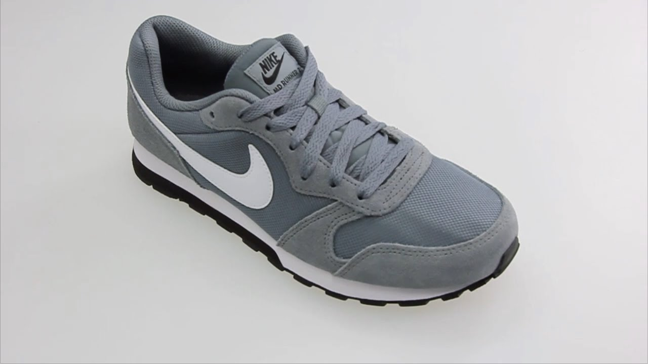Md Kinder Runner 2 Grijze Youtube Lage Nike Sneakers pSMVGUqz