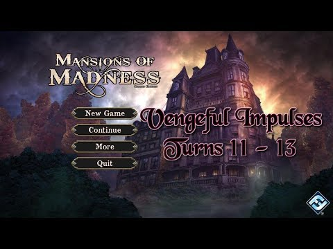 hqdefault mansions of madness 2nd edition vengeful impulses turns 11 13 mansions of madness fuse box puzzle at creativeand.co