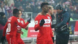«Спартак» — ЦСКА — 3:1