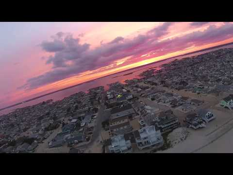 Ocean Beach 2 & Seacrest Aerial Shots