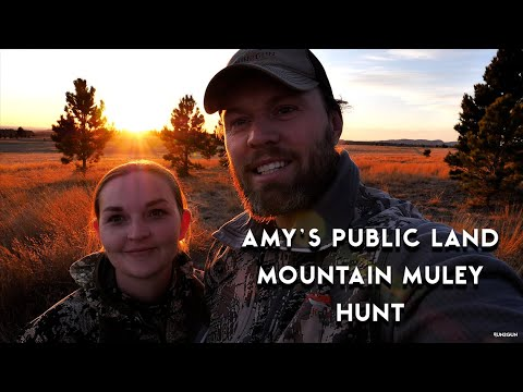 Amy's Mountain Muley Hunt - Run2Gun Season 8