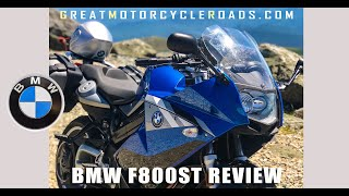BMW F800ST REVIEW