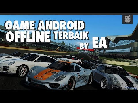 5 GAME ANDROID OFFLINE TERBAIK 2017 By EA