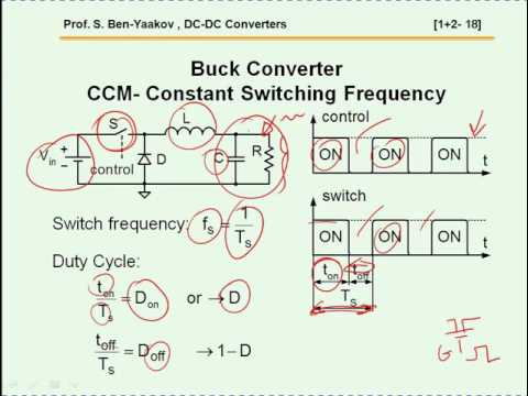 Inductor Behavior And Buck Converter Explained