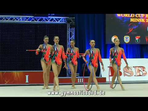 Team Belarus (BLR) - World-Cup Minsk 2016 Groups - 01