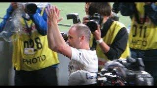 今季初ゴールを挙げたイニエスタ選手のボールタッチ FC東京Xヴィッセル神戸