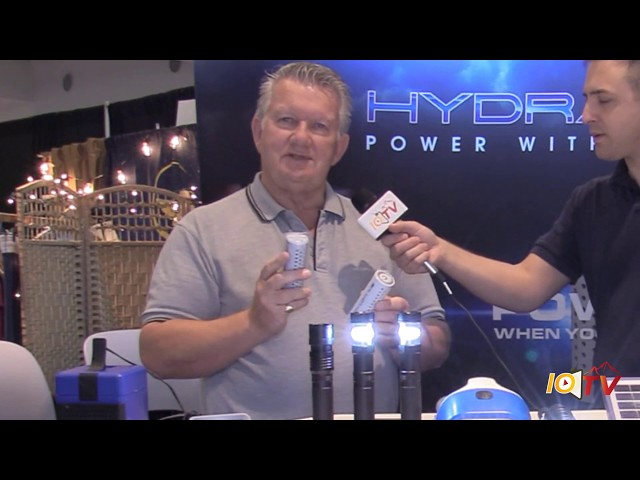 Hydra Light at OR Winter Market + Snow Show '20