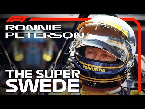 Remembering Ronnie Peterson, the Super Swede