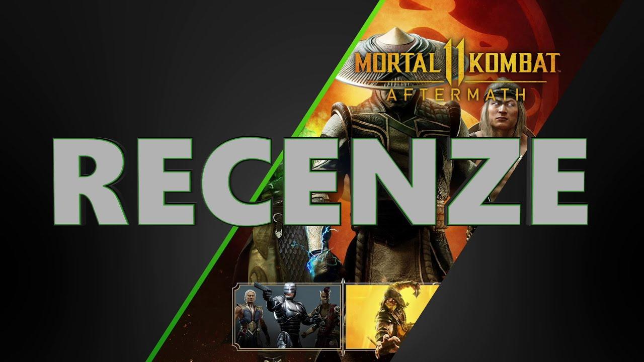 Mortal Kombat 11 Aftermath Kollection I Recenze I Xbox One X