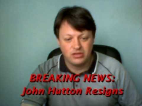 Viewpoint Special - John Hutton Resigns