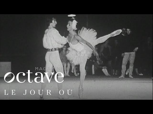 [Le jour où] Noureev danse Le Lac des cygnes avec le Ballet de l'Opéra