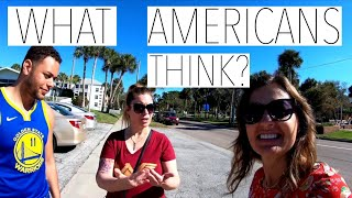 What do AMERICANS think about FOREIGN ACCENTS?