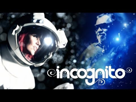 """INCOGNITO """"Above The Night"""" Official Music Video Feat. Natalie Williams"""