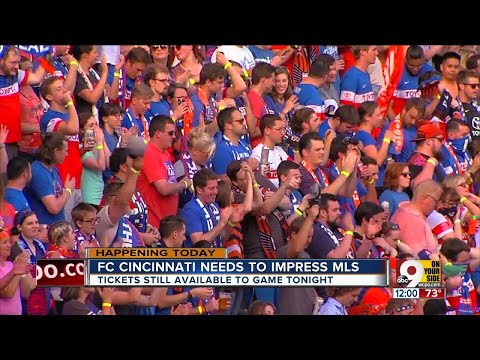FC Cincinnati game vs. Chicago bumped up to ESPN broadcast