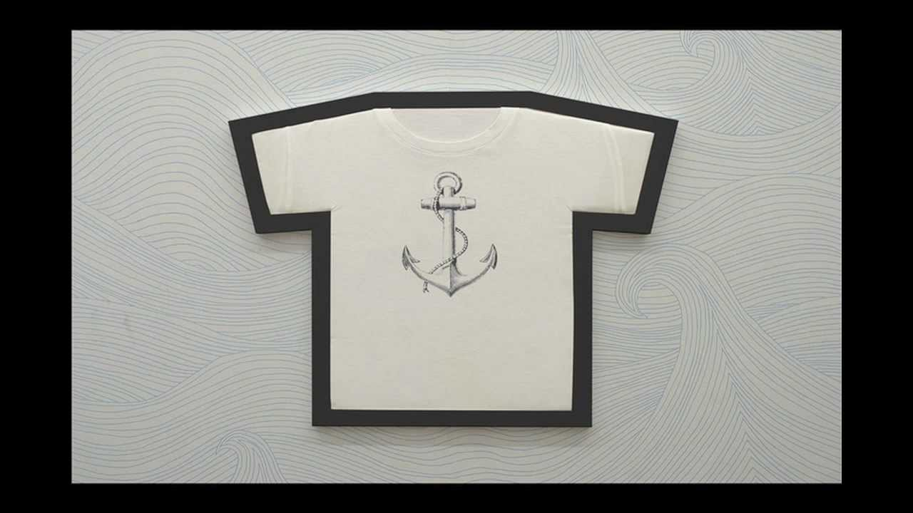 umbra t shirt frame