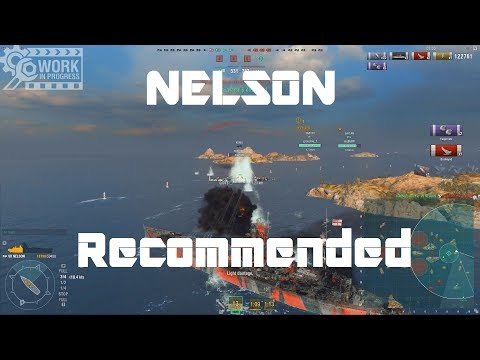 HMS Nelson [WiP] - Recommended