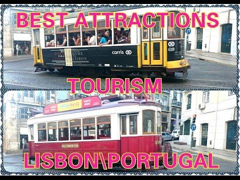 Достопримечательности Лиссабона-Португалии|Tourism  Best Attractions Lisbon - Portugal HelenLin1