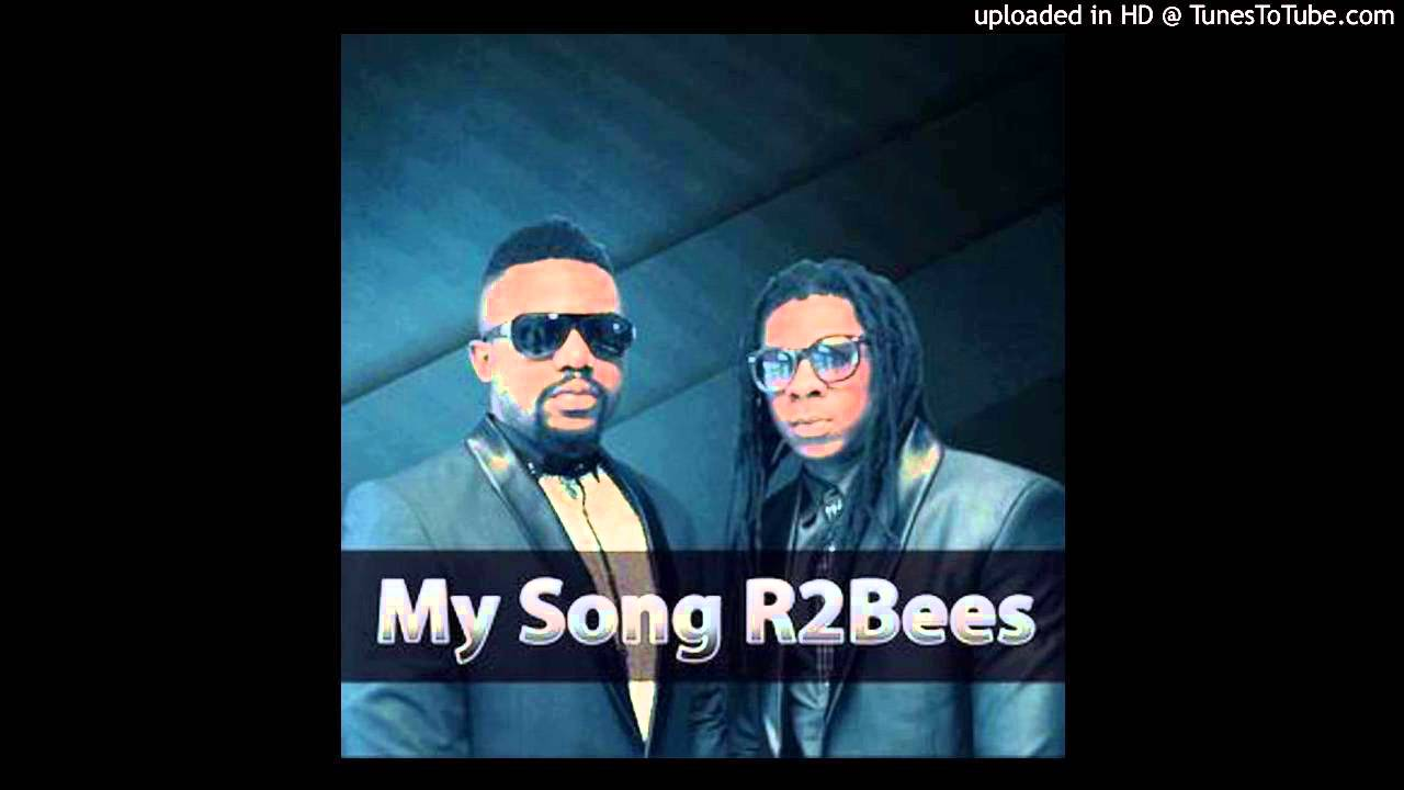 R2bees - My song Instrumental [ Prod by @ Opkaybeatz ]
