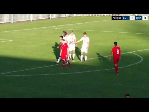 Česká republika U18 - Turecko U18