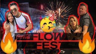 FLOW FEST PERREO INTENSO - ¿NOS ROBARON LA CARTERA?