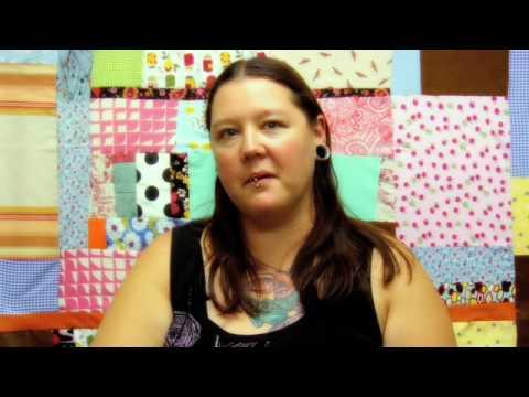 Handmade Confessional: Michelle Vess aka soulmom