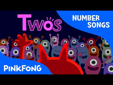 Count by 2s | Number Songs | PINKFONG Songs for Children