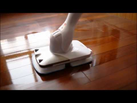How to DIY Polish Hard Floor with Le Coucou Sonic Mop