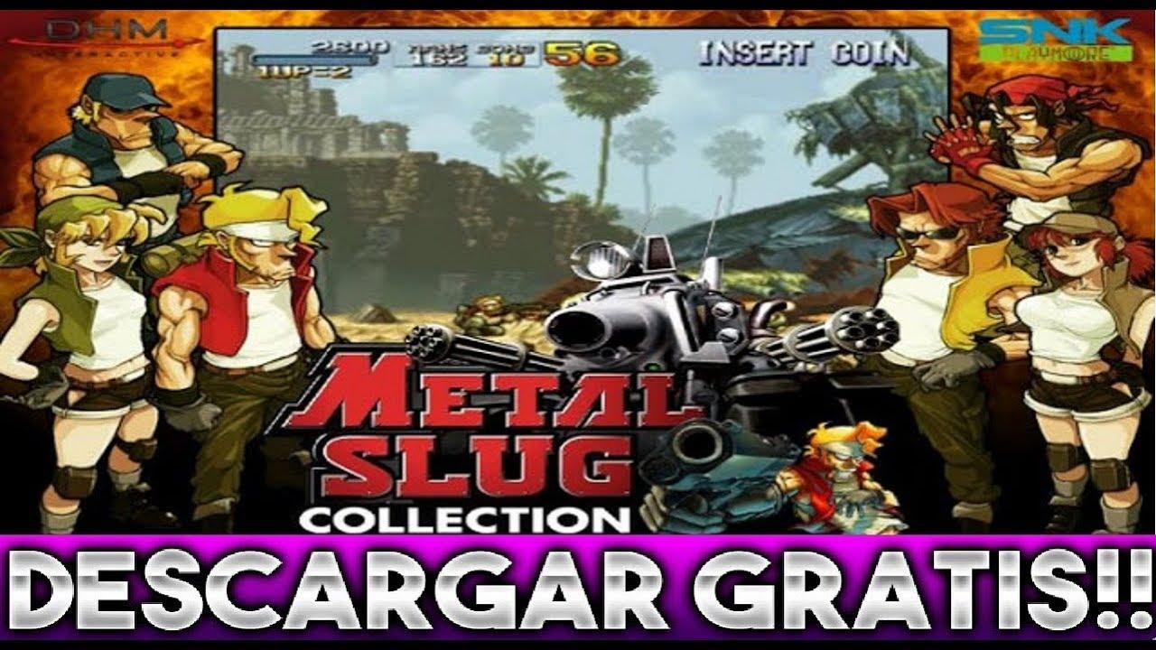 metal slug 4 flash descargar