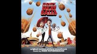 Cloudy With A Chance Of Meatballs Soundtrack Compilation