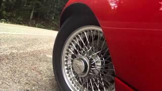 """1968 Jaguar XK-E """"E-type"""" Jag series 1.5 thumbnail"""