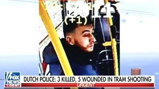 Dutch Police Arrest Turkish Man After 3 People Killed In Tram Shooting!