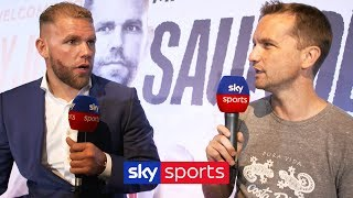 CANELO, GGG OR CALLUM SMITH? | Billy Joe Saunders answers your questions on potential opponents| T2T