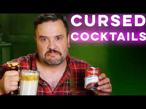 Cursed Cocktails | How to Drink