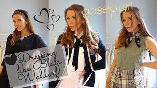 Dressing like Blair Waldorf Part 2! Blair Spring/Summer Outfit ideas  ~ lots of Gossip Girl refs! screenshot 3