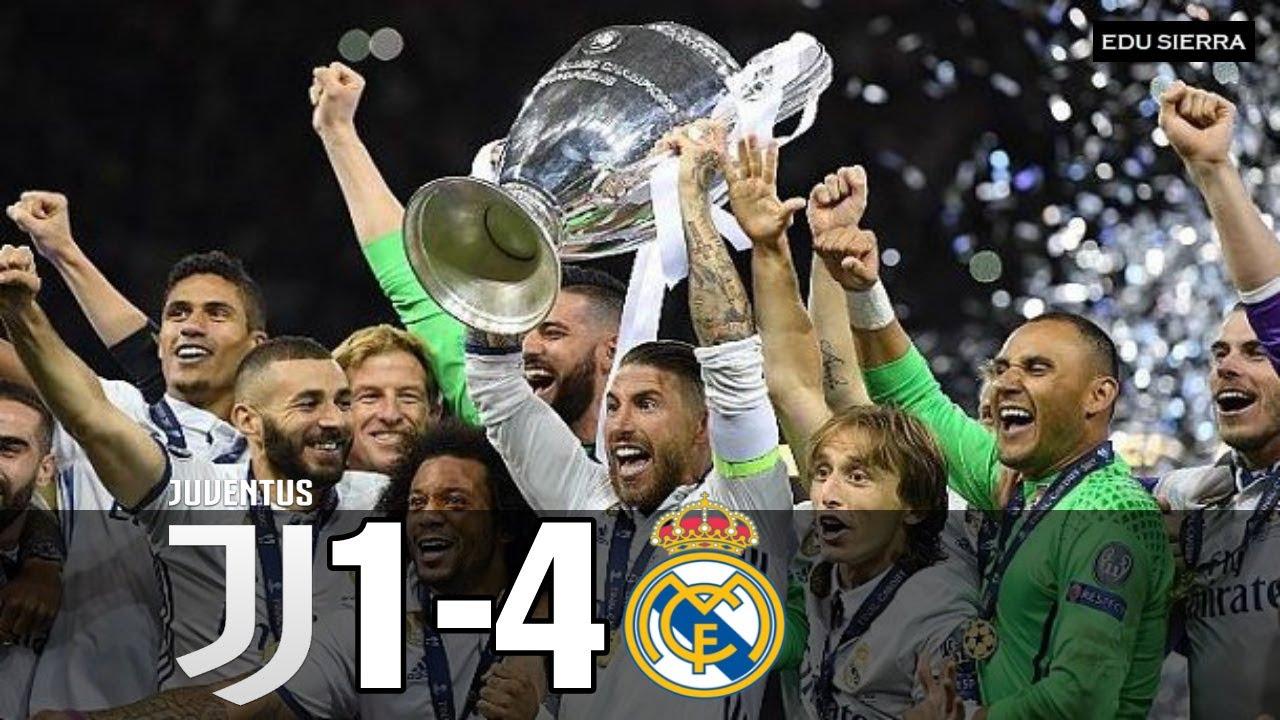 "Download Juventus de Turin vs Real Madrid, Final ""UCL"" La Duodecima (03/06/2017)"