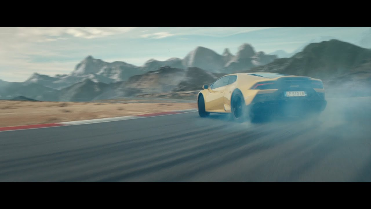 Huracán EVO RWD: rewind to rear wheel drive