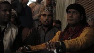 Sufi qawwali   hamsar hayat nizami qawwali   hazrat nizamuddin dargah qawwali  21
