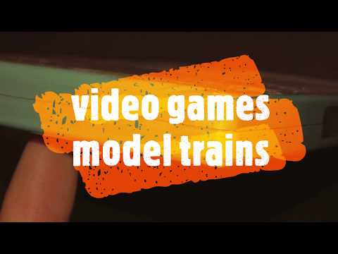 video games model trains ebay auctions