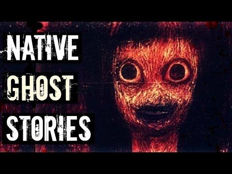 4 Native American Horror Stories - Skinwalkers, Urban Legends, Native Ghosts