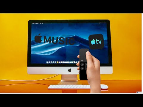 Useful Tip How To Turn Your  Apple TV Remote Into A Remote  Control  For IMAC,MACBOOK.MAC MINI