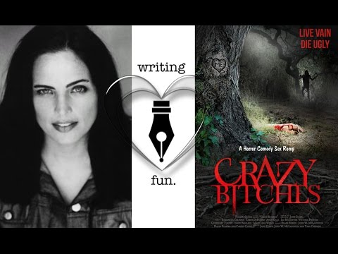 Writing Fun | Ep. 49 : Crazy Bitches with Jane Clark